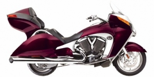 2009 Victory Vision™ Tour Comfort