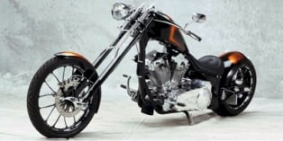 2010 Big Bear Choppers Rage