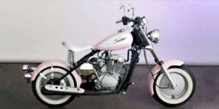 2014 California Scooter Co. Babydoll 250cc