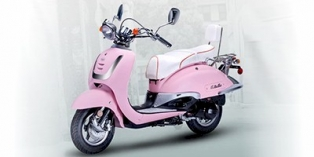 2010 Flyscooters II Bello 150