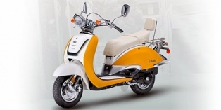 2010 Flyscooters II Bello 50