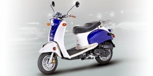 2010 Flyscooters Pico 50