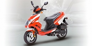 2010 Flyscooters Trek 150