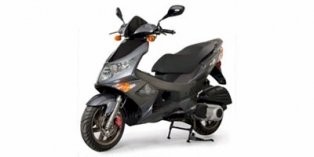 2012 Genuine Scooter Co. Blur SS 220i