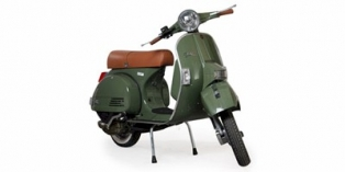 2013 Genuine Scooter Co. Stella 4-Stroke