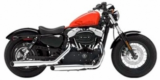 2010 Harley-Davidson Sportster® Forty-Eight