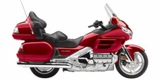 2010 Honda Gold Wing® Audio / Comfort