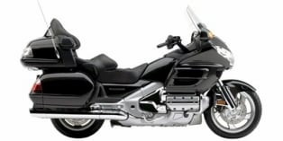 2010 Honda Gold Wing® Audio / Comfort / Navi / XM
