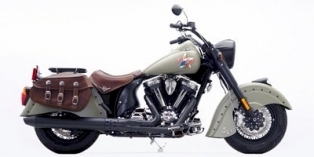 2010 Indian Chief Bomber