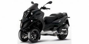 2010 Piaggio MP3 Three Wheeler 500