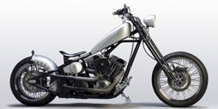 2012 Saxon Motorcycle Crown Base