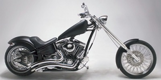 2011 Saxon Motorcycle Griffin