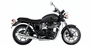 2010 Triumph Bonneville Base