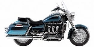 2010 Triumph Rocket III Touring ABS