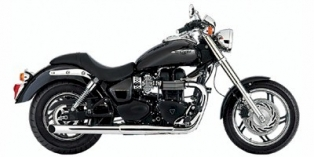 2010 Triumph Speedmaster Base