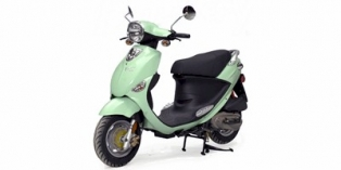 2014 Genuine Scooter Co. Buddy 125