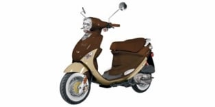 2014 Genuine Scooter Co. Buddy 170i