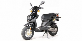 2011 Genuine Scooter Co. Roughhouse R50