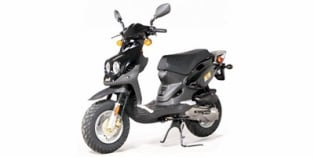 2012 Genuine Scooter Co. Roughhouse R50