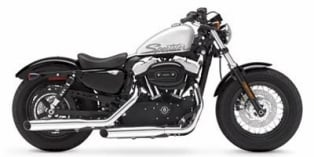 2011 Harley-Davidson Sportster® Forty-Eight