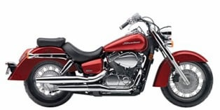 2011 Honda Shadow® Aero