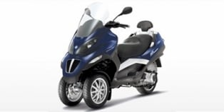 2011 Piaggio MP3 Three Wheeler 400