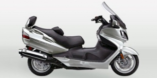 2011 Suzuki Burgman 650 Executive