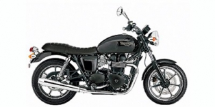 2011 Triumph Bonneville Base