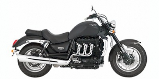 2011 Triumph Rocket III Roadster