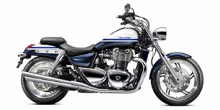2011 Triumph Thunderbird Base