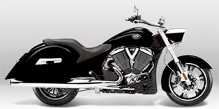 2011 Victory Cross Roads® Core Custom