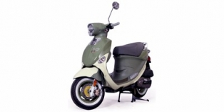 2012 Genuine Scooter Co. Buddy Little International Italia 50