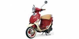 2015 Genuine Scooter Co. Buddy Little International Pamplona 50