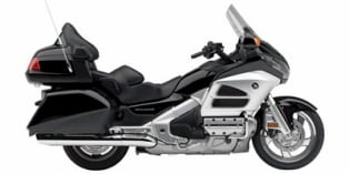 2012 Honda Gold Wing® Audio Comfort