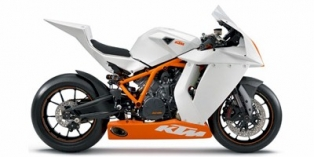 2013 KTM 1190 RC8 R Race Spec