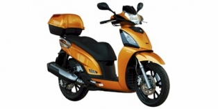 2015 KYMCO People GT 300i