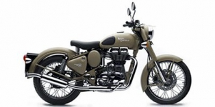 2012 Royal Enfield Bullet C5 Military