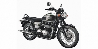 2012 Triumph Bonneville T100 110th Anniversary Edition