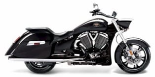 2012 Victory Cross Roads® Base