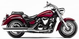 2012 Yamaha V Star 1300 Base