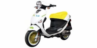 2013 Genuine Scooter Co. Buddy 50 Lemonhead