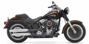 2013 Harley-Davidson Softail® Fat Boy Lo 110th Anniversary Edition