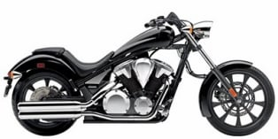 2013 Honda Fury™ ABS