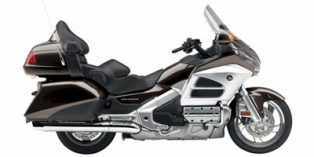 2013 Honda Gold Wing® Airbag