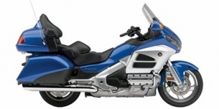 2013 Honda Gold Wing® Audio Comfort Navi XM ABS
