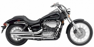 2013 Honda Shadow® Spirit 750 C2 ABS