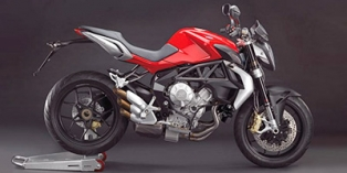 2014 MV Agusta Brutale 675 With ABS