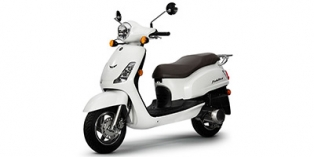 2013 SYM Fiddle II 125