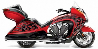 2013 Victory Vision® Arlen Ness