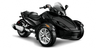 2015 Can-Am Spyder RS Base